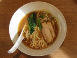 煮干しそば@濃厚煮干しそば 丸にたちばな(橋本駅)ビジュアル:トップ