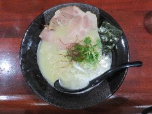 鶏塩そば@麺屋 綴(金町駅)ビジュアル:トップ