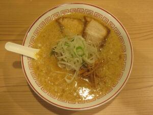 味噌ラーメン@きたかた食堂 本八幡店(本八幡駅)ビジュアル:トップ