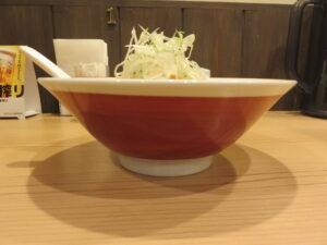 味噌ラーメン@きたかた食堂 本八幡店(本八幡駅)ビジュアル:サイド