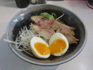 ポタージュカレー麺@ニコニコまぜ麺&カレー(岩本町駅)ビジュアル