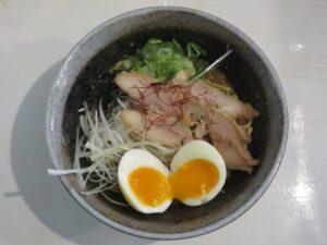 ポタージュカレー麺@ニコニコまぜ麺&カレー(岩本町駅)ビジュアル:トップ