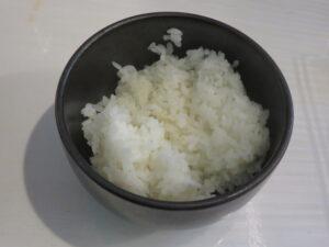 ポタージュカレー麺@ニコニコまぜ麺&カレー(岩本町駅)追い飯