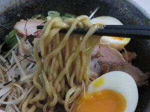 ポタージュカレー麺@ニコニコまぜ麺&カレー(岩本町駅)麺