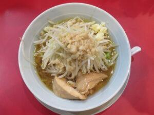 ラーメン(小)@自家製麺 酉(横浜駅)ビジュアル:トップ