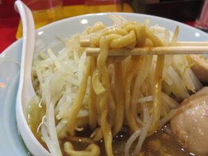 ラーメン(小)@自家製麺 酉(横浜駅)麺