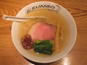 潮らぁ麺@らぁ麺 SUNGO(YRP野比駅)ビジュアル:トップ