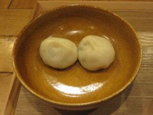 味噌らーめん@味噌らーめん 柿田川ひばり 恵比寿本店(恵比寿駅)水包餃子