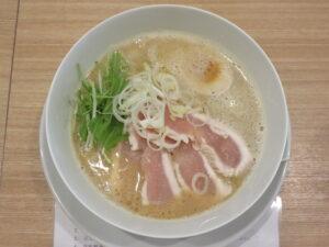 鶏白湯ラーメン@鶏白湯そば ひまり(お花茶屋駅)ビジュアル:トップ