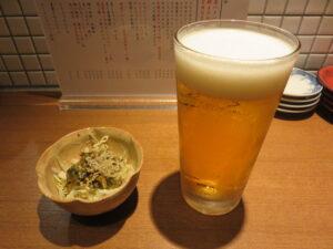 排骨担々麺@Renge no Gotoku 酒場(三軒茶屋駅)アレ