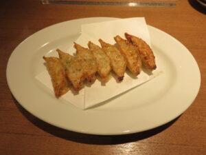 排骨担々麺@Renge no Gotoku 酒場(三軒茶屋駅)薄皮パクパク焼き餃子