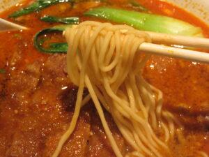 排骨担々麺@Renge no Gotoku 酒場(三軒茶屋駅)麺