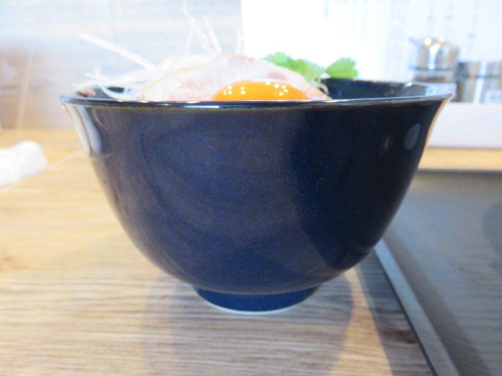 しょうゆらーめん@麺屋 なが尾(草加駅)豚丼:サイド