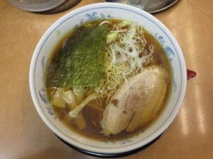 頑固おやじ 涙の醤油らーめん@らーめん勇志郎製麺研究所(小田急相模原駅)ビジュアル:トップ