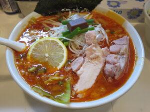 辛味噌DARSもぐらー麺@塩生姜らー麺専門店 MANNISH 浅草店(浅草駅)ビジュアル