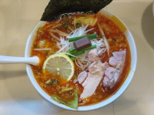 辛味噌DARSもぐらー麺@塩生姜らー麺専門店 MANNISH 浅草店(浅草駅)ビジュアル:トップ