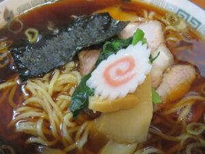 醤油ラーメン@麺屋かむい(高円寺駅)麺