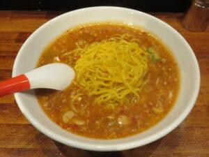 タンタン麺@小田原タンタン麺 たかみ 洗足店(洗足駅)ビジュアル