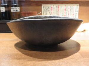 汁なし担担麺(4辛)@汁なし担担麺専門 キング軒 神田スタンド(神田駅)ビジュアル:サイド