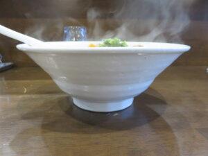 辛口味噌タンメン@自家製多加水極太麺 ISAMI(高坂駅)ビジュアル:サイド