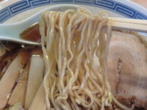 中華そば@まさごそば(高山駅)麺