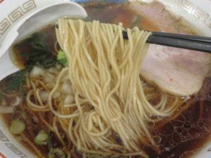 ラーメン@RAMEN WANTO(国分寺駅)麺