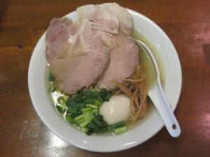 Do-jin RAMEN(手揉み麺)@自家製手打ち麺 Do-jin(本川越駅)ビジュアル:トップ