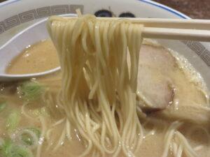 ラーメン@赤のれん東京(乃木坂駅)麺