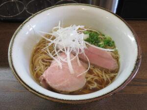 醤油@yagu-noodle(住吉駅)ビジュアル