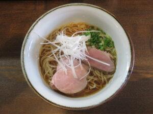 醤油@yagu-noodle(住吉駅)ビジュアル:トップ