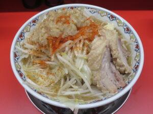 小ラーメン@ハナイロモ麺(吉祥寺駅)ビジュアル