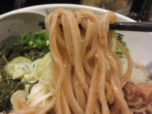 極麺龍まぜそば@まぜそば専門 龍虎の麺(亀有駅)麺
