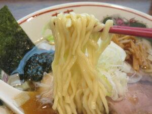 煮干しそば@麺庵 大和(曙橋駅)麺