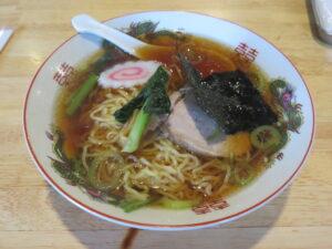 中華そば@青空食堂(国分寺駅)ビジュアル