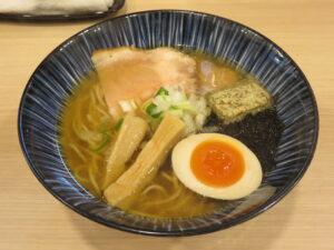 塩らーめん@煮干しらーめん 田中にぼる(武蔵新城駅)ビジュアル