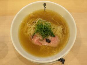 塩SOBA@麺うらた(自由が丘駅)ビジュアル:トップ