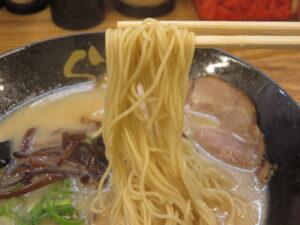 らーめん@らーめん 二男坊 新宿西口店(新宿西口駅)麺