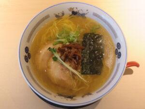 中華そば並@鮨らぁ~麺 釣りきん 本店(神奈川駅)ビジュアル:トップ