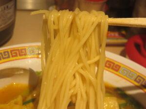 スタミナラーメン 並@天理スタミナラーメン 近鉄奈良駅前店(近鉄奈良駅)麺