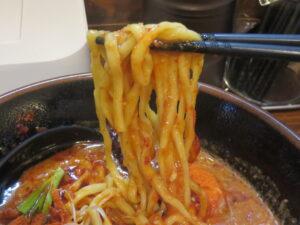 唐唐郎らーめん(メガ・味玉)@Re:唐唐郎(八王子駅)麺