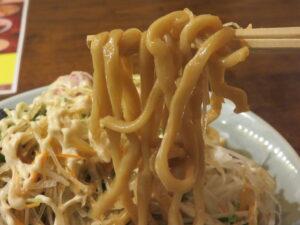 冷やしそば@自家製麺 酉 second(池尻大橋駅)麺