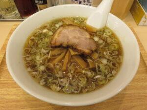 ラーメン 小(麺1玉)@煮干し醤油ラーメン 大勝 松戸店(松戸駅)ビジュアル