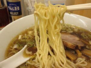 ラーメン 小(麺1玉)@煮干し醤油ラーメン 大勝 松戸店(松戸駅)麺