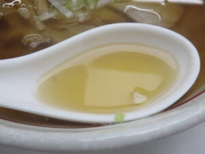 中華そば@麺屋 まさと(埼玉県久喜市)スープ