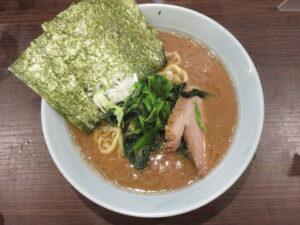 らーめん@横浜家系らーめん 侍 渋谷本店(渋谷駅)ビジュアル:トップ