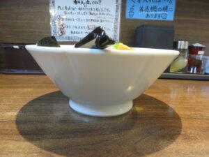 煮干そば@dried sardine brother's(高円寺駅)ビジュアル:サイド
