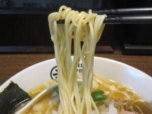 煮干そば@dried sardine brother's(高円寺駅)麺