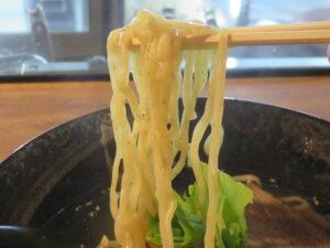 鯛骨塩らーめん@居酒屋 白兵衛(西武新宿駅)麺