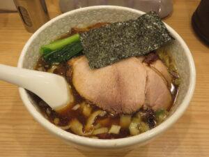手揉みらーめん@麺や 麦ゑ紋(西武新宿駅)ビジュアル