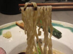 バランス・シオ@拉麺 成 CH(仲町台駅)麺